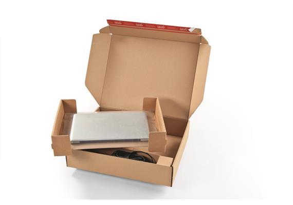 Elektronikversandverpackungen - 525 × 422 × 116 mm