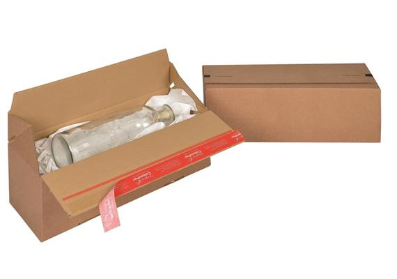 Euroboxen L 400x100 mm bis 400x400 mm - 400 × 150 × 150 mm