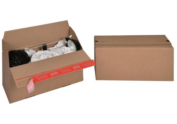 Euroboxen L 400x100 mm bis 400x400 mm - 400 × 150 × 200 mm
