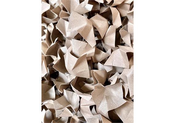 Füllmaterial aus Kraftpapier - braun