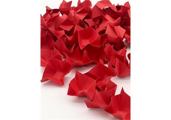 Füllmaterial aus Kraftpapier - rot