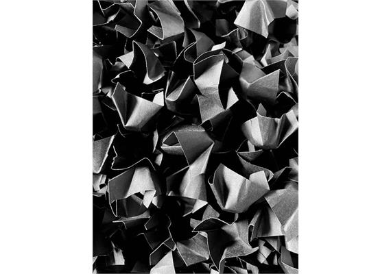 Füllmaterial aus Kraftpapier - schwarz