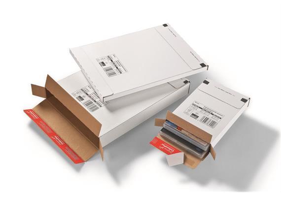 Grossbriefversandverpackungen - 250 × 353 × 20 mm