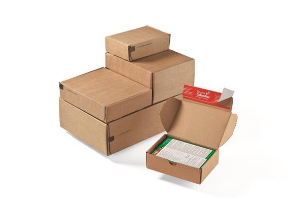 Modulverpackungen - 160 × 107 × 48 mm