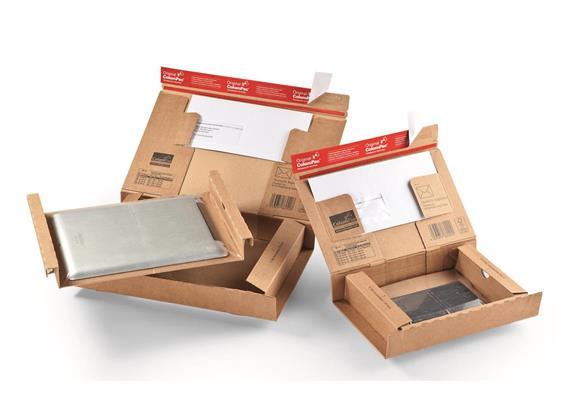 Paketversandverpackungen - 343 × 223 × 50 mm