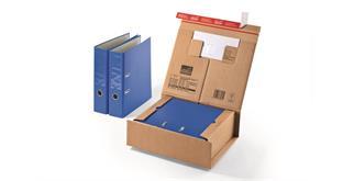 Paketversandverpackungen - 385 × 315 × 130 mm