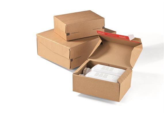 Postversandverpackungen - 378 × 298 × 130 mm