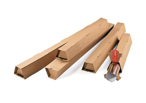 Trapezversandverpackungen - 485 × 112/60 × 82 mm