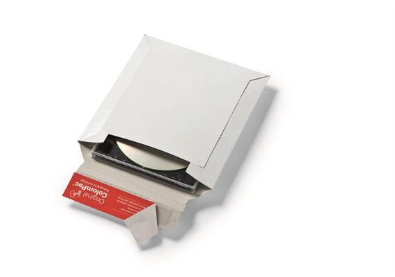 Versandtaschen für den CD-Versand - 165 × 185 mm