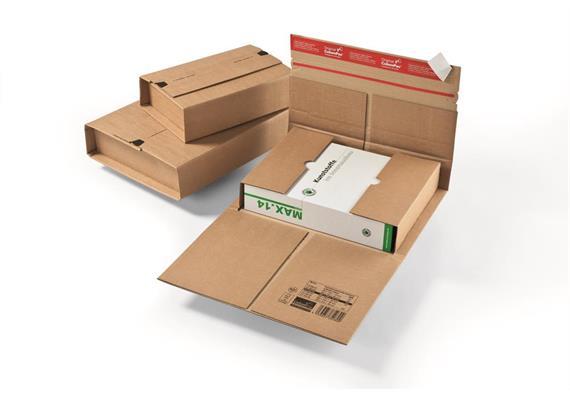 Versandverpackungen aus Wellpappe - 280 × 185 × -85 mm
