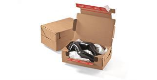 Versandverpackungen für Rückversand - 300 × 200 × 150 mm