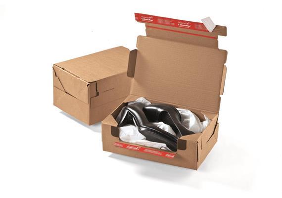 Versandverpackungen für Rückversand - 350 × 250 × 150 mm